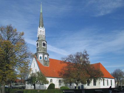 Heide Kirche